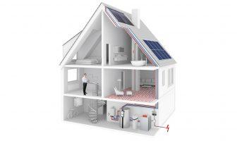 Oszczędność miejsca - zmiękczanie i filtracja w jednym